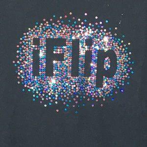 Re-seller T Shirt Humorous Gymnastics Multi-Color